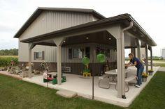 morton building cabins | Share