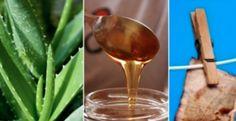 6 aliments pour apaiser rapidement les démangeaisons dues aux piqûres d'insectes! #trucs #astuces #piqûres #insectes #démangeaisons