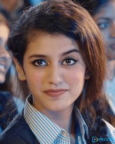 Wink girl Priya Prakash hot images and semi nude photos from latest photoshoots are sensational. Here are the hot pics of Priya Prakash Varrier in bikini, saree, and jeans. South Indian Actress, Beautiful Indian Actress, Beautiful Actresses, South Actress, Beautiful Eyes, Most Beautiful, Celebs, Celebrities, India Beauty
