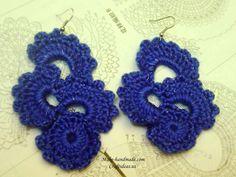 Cute+Crochet | crochet cute earrings ideas crochet earrings march 17 th 2014 0 ...