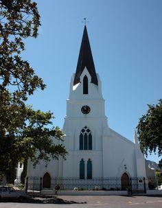 Historic place of worship, Stellenbosch | by Kleinz1