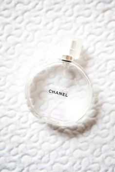 Rosamaria G Frangini ... All Things White ... Chance, by Chanel