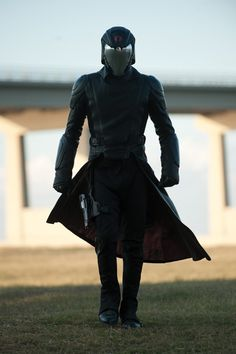 Sneak preview of the new Cobra Commander from G.I. Joe 2: Retaliation.  Much better than the last one!
