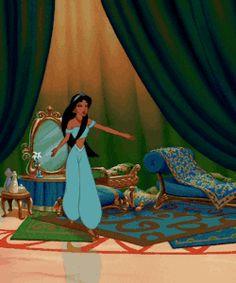 my gif gif jasmine aladdin disney gif Disney Princess disney movie 1992 princess Disney Pixar, Walt Disney, Disney Animation, Cute Disney, Disney Girls, Disney And Dreamworks, Disney Cartoons, Disney Magic, Disney Art