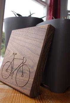 Cycle - Walnut