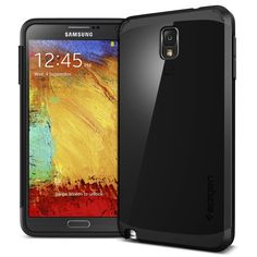 Capa Samsung Galaxy Note 3 Spigen Slim Armor