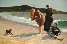ART & ARTISTS: Winslow Homer - Part 1