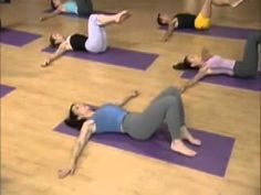 bonnies pilates belly