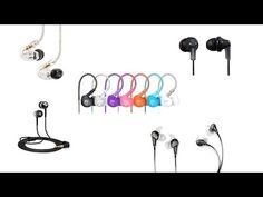 The Best In ear Headphones in 2015  Panasonic RPHJE120 In Ear #Headphone Sennheiser CX 300 II in-Ear #Earbuds MEElectronics Sport-Fi M6 Shure SE215-CL Sound Isolating #Earphones Bose QuietComfort 20i in ear Headphones