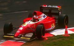 1993 Ferrari F93A (Gerhard Berger)