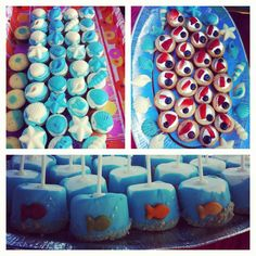 Beach Party Food inspired by Pinterest!
