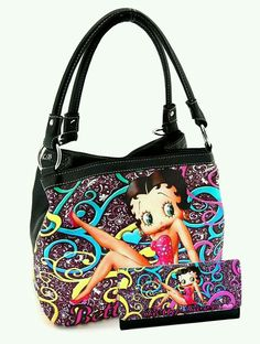 b008c6ff8b19 17 Best Betty boop purses images