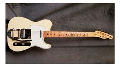 Late 196's Fender Telecaster with Tremolo