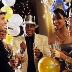 New Year's Eve 2012 has come and gone, but that doesn't mean you can't start planning a New Year's Eve party for next year! Heads up, you can...