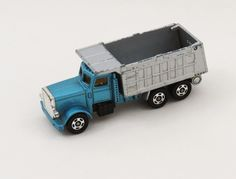 1978 Tomica American Truck, American Dump Truck - made in Japan