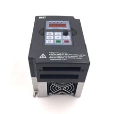 CNC Spindle Motor Speed Control 0.75kw 220V VFD Drive CNC Control 1000Hz Frequency Inverter Input 1Ph or 3PH VFD Inverter #Affiliate