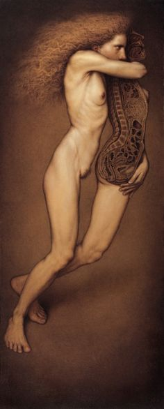 """""""Per Luctam"""" by Dino Valls."""