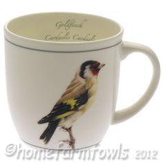 Image result for goldfinch mug