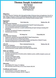 are you trying to make the best cable technician resume ever if so then - Cable Technician Resume