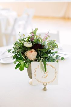 centerpieces | Rose Bredl . Columbus, Ohio wedding and event flowers