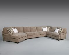 Calcutta Sofa Sectional <br /> <br />