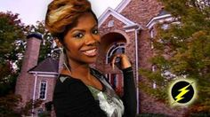 House Tour Tuesday Inside Kandi Burruss Palatial New Atlanta