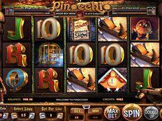 Habe jetzt Spaß bei unsere neusten absolut kostenlos Spielautomat Pinocchio - http://freeslots77.com/de/pinocchio/