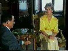 "12 MAY 1992 PRINCESS DIANA TOURS THE PYRAMIDS AND THE SPHINX AT GIZA, EGYPT ON A 5 DAY TOUR – Princess Diana News Blog ""All Things Princess Diana"""