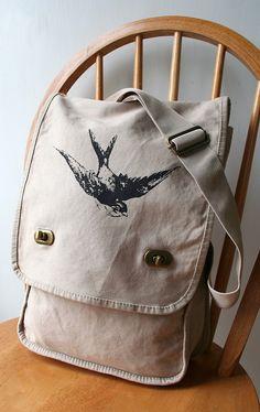 Swallow Field Bag