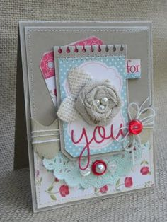 love this card http://gerispaperwishes.blogspot.com/2011/08/cosmo-cricketfor-you.html