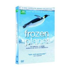Frozen Planet: The Complete Series (David Attenborough-Narrated Version) [Blu-ray] david attenborough) Camera Techniques, The Blue Planet, David Attenborough, Discovery Channel, Watch Full Episodes, Favorite Tv Shows, Penguins, Documentaries, Movie Tv
