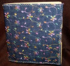 How to Make a Fabric-Covered Photo Album