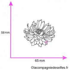 Tampon fleur MARIGOLD