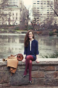 "kieljamespatrick:    ""I wonder where the ducks go when the lagoon freezes over…""    Your Style - Womenwww.yourstyle-women.tumblr.com"