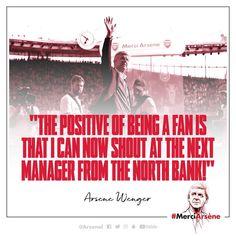 Thank you Arséne Arsenal Fc, Arsenal Twitter, Arsenal Football, Arsene Wenger, Old Trafford, European Football, North London, Psg, Manchester City