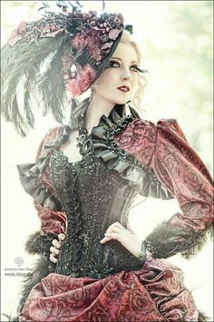 Buffer Steampunk Fashion 101 By A. Exley Author of The Artifact Hunters series First off, let me say that contrary to rumours circulating, steampunk … Viktorianischer Steampunk, Steampunk Clothing, Steampunk Fashion, Steampunk Necklace, Steampunk Female, Steampunk Jacket, Steampunk Corset, Renaissance Clothing, Victorian Corset