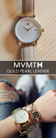 Designed in Santa Monica, California, and inspired by the electric spirit of Los Angeles, MVMT Watches set out to design a classic minimalist watch for women with a modern twist. For just $115 your search for the perfect accessory ends here. Compliments guaranteed. Click the buy button to get it now!