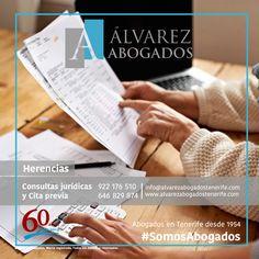Herencias, testamentos, donaciones y sucesiones. Abogados expertos. http://alvarezabogadostenerife.com/?p=3566 #SomosAbogados