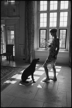 Icons by an Icon. Photographs by Elliot Erwitt.