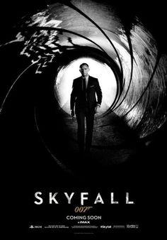 Brand new poster for 007 movie Skyfall / Den of Geek