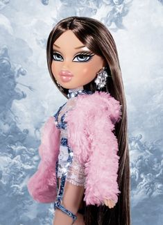 """Figure out even more relevant information on """"real life baby dolls"""". Check out our internet site. Bratz Doll Makeup, Bratz Doll Outfits, Bad Girl Aesthetic, Pink Aesthetic, Aesthetic Style, Black Bratz Doll, Brat Doll, Bratz Girls, Doja Cat"""