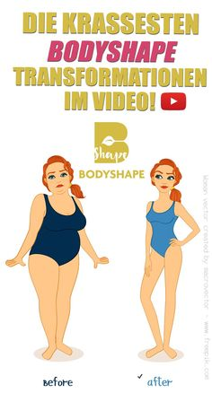 BodyShape Transformationen - Die besten Erfolge im Check! Online Fitness, Fitness Motivation, Family Guy, Guys, Super, Paleo, Amazing, Inspiration, Metabolic Diet