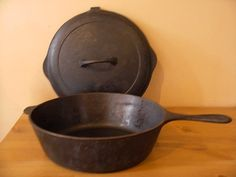 Rockin' The Kitchen: Cooking with cast iron