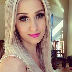 Karissa Pukas, AKA Saturdaynightsalrite. #makeup #lifestyle #beauty
