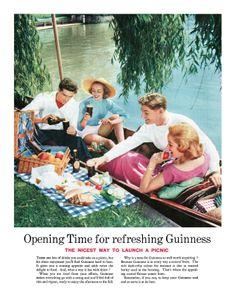 1958 Guinness ad