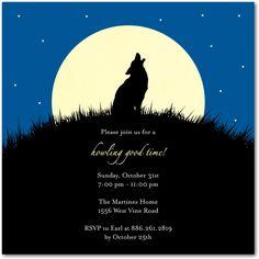 Moonlight Howl:Blue Moon