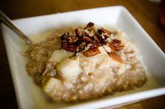 Un petit déjeuner brûle graisse et riche en fibres pour éviter les grignotages et la fringale