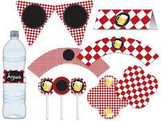 Festa Boteco - vermelho  Tuty - Arte  www.tuty.com.br