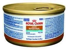 ROYAL CANIN Feline GastrointestinaI Moderate Calorie Morsels In Gravy Can 243 oz -- Check out this great product.(This is an Amazon affiliate link and I receive a commission for the sales)