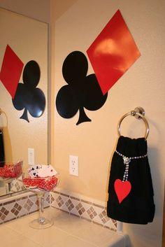 Casino Birthday Birthday Party Ideas | Photo 12 of 23 | Catch My Party